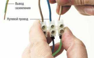 Как подключить фонарь уличного освещения через выключатель